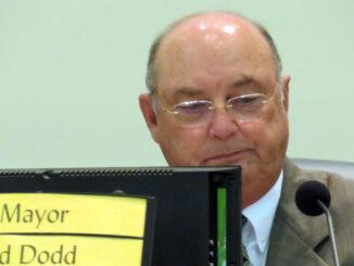 Sebastian Mayor Ed Dodd