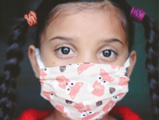 Children must wear face masks in Indian River County schools.