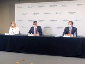 Cleveland Clinic Press Conference