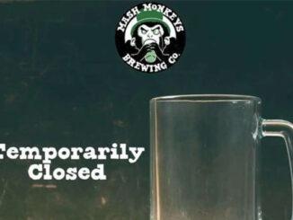 Mash Monkeys Closes Temporarily
