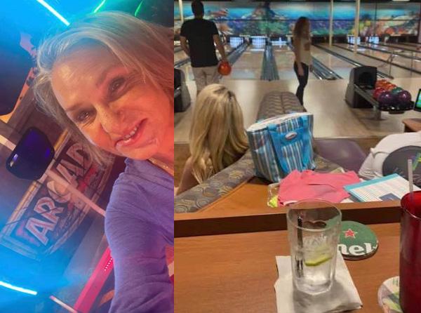 Pamela Parris at StrikeZone last weekend