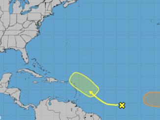 2 Tropical Waves in Atlantic