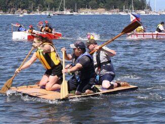 River Raft Regatta